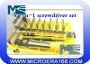 45-in-1 screwdriver set for Laptop computers and mobile phone repair tools