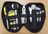 45pcs home owner's tool set,canvas bag tool kit