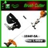 49cc 1.25kw knapsack gasoline brush cutter