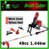 49cc 1.82kw lawn edger gasoline grass cutter