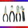 4pcs pliers and wrench set