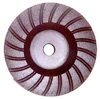 5''(125mm) Spiral turbo diamond grinding cup wheels for Stone--STPT