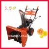 5.5HP Electric Snow Thrower