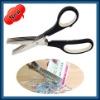 5 blades scissors