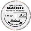 5''dia125m Segmented small diamond Saw blade for fast cutting abrasive material/diamond blade(GEAB)