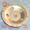 55 Single Row Diamond Grinding Cup Wheel with M-14 Adapter--GWCP No.11