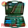 "56PCS SOCKET SET(1/4""&3/8"") ---SKDJ"