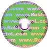 6.5'' Waved Turbo Rim Small Diamond cutting Blade for Hard Masonry Material--MABH