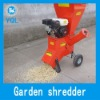 6.5hp garden shredder chipper