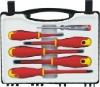 6 pcs insulated screwdriver set