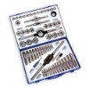 64pcs Metric Tap and Die Set