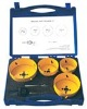 6PC Bi-metal Hole Saws Set