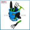 6pcs plastic garden tool sets