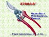 """8"""" Superior Bypass Heavy Duty Pruning Shears"""