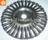 "8"" knot wire wheel brush"