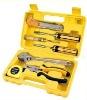 8PCS household tool set in case