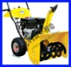 9.0HP 270CC Gasoline snow throwers, two-stage snow blower, snow cleaning machines, with manual/battery/230/110v start