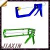 "9"" newborn rotating iron handle &trigger professional caulking gun,nozzle for caulking gun"