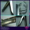 """9"""" ratchet rod cartridge portable durable metal trigger cartridge caulking gun,iron caulking gun,silicone caulking gun"""