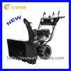 9hp snow blower with snow chain