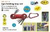 9pc folding key set