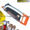 ALL ALUMINUM PRESSURE CASTING HACKSAW FRAME WITH SQUARE TUBE
