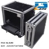 Aluminum universal storage DJ case