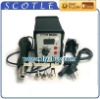 Atten AT858D/AT858D+ Heat Gun/ Hot Air Blower for SMD Rework Solder Station With 3 FREE Nozzles