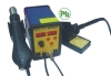 BEST-898D Lead-free Hot Air Gun with Helical Wind +Rework Station