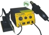 BEST-902A Lead-free Hot Air Gun with Helical Wind +Rework Station