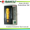 BK-6010 high quality screwdrivers set
