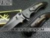 BR337 Steel Multi Functional Stainless Steel Folding Knife DZ-0360