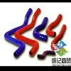 Bend silicon tube