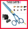 Blue Colours Beauty titanium shear TD-1A5530Ti
