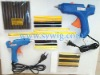 Blue glue gun12w and 40w for Keratin hair extension with good quality