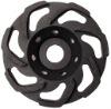 Brazed T segment Diamond Cup Grinding Wheel