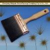 Bristle paint brush no.0821