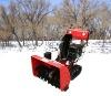 CE/GS snow thrower 13hp catepillar drive