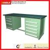 CNC steel workbench, customer sheet metal fabrication