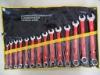 CRV DIN Standard Combination Spanner In Set