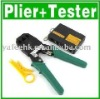 Cable Tester Network Crimper Pliers
