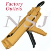 Caulking Gun, Nylon Two-component Cartridge Gun, Caulking applicator for coatings, epoxy resins in Construction