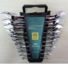Chrome Vanadium Double open end Wrench hand tool and equipment