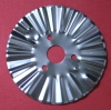 Circular rotary round blade for stationery use cutting paper & photos