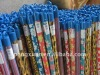 Colorful Mop Handle with PVC Coat