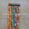 Colorful PVC Coated Wooden Handles