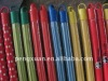 Colorful PVC Coated wood mop stick
