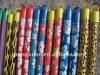 Colorful PVC Coated wooden mop stick