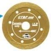 Continuous Rim Small Diamond cutting Blade for Long Life Cutting Ceramic Tile--CTBF