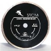 Continuous rim small diamond saw blade for Fast cutting marble------STCM
